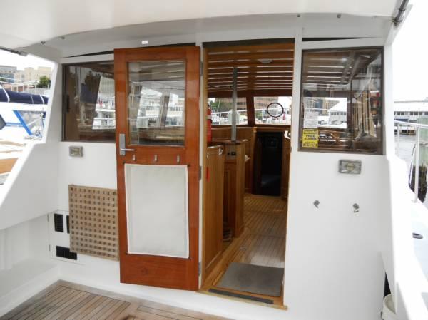 """40' Classic Motor Cruiser """"Estella"""""""