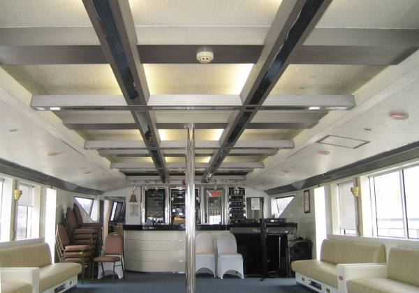 Charter Passenger Commecial vessel