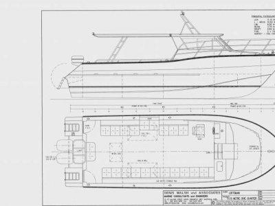 New Razerline 11 m Dive 2 c Survey