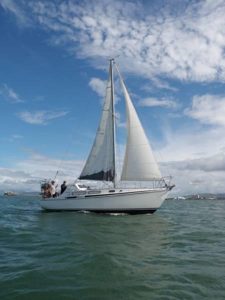Frazer Cruising Yacht