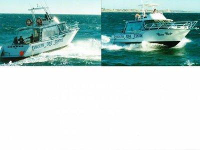 New Razerline 12 M Dive Charter