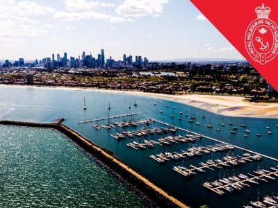 18m Pen Royal Melbourne Yacht Squadron