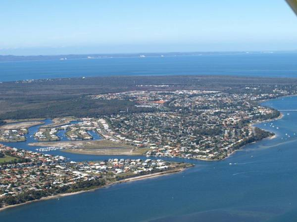 Bribie Island marina berths for rent