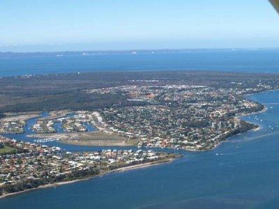 Bribie Island marina berths for rent