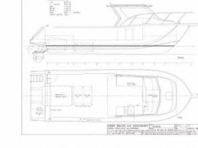 New Razerline 8.5 M Trihull