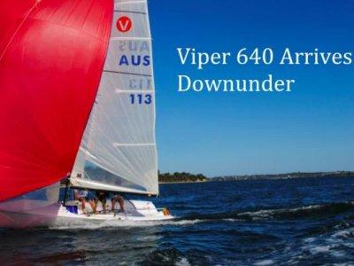 New New Viper 640 Sportsboat