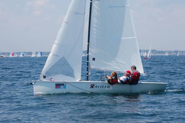 Viper 640 Sports Boat