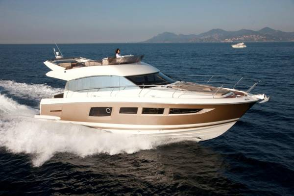 New Prestige 500 Flybridge