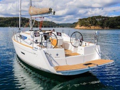 New Jeanneau Sun Odyssey 389