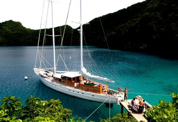 Custom 90' Ketch