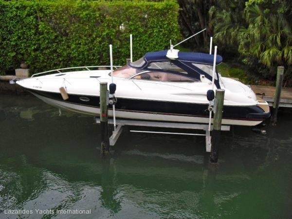 Sunseeker seahawk 34