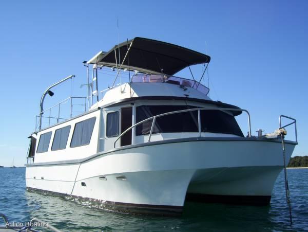 Nustar 40 Catamaran