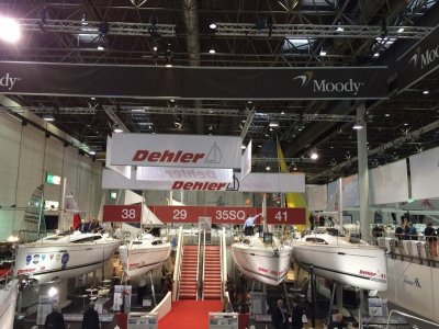 More Awards for Dehler 38 and New Dehler 46 Launched