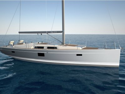 New Hanse 455 – A Striking Performer
