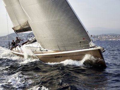 New Photos Released of Boat of the Year Nominee Dehler 46