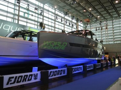 The new Unique Fjord 48