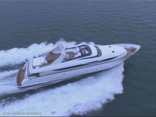 Fipa Italiana Yachts Maiora 38