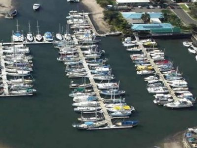 9m Marina Berth B2 in Kawana Waters Marina