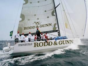 Reichel Pugh 55 Racing Yacht