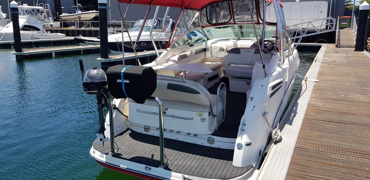 Maxum 2600 Se Sports Cruiser 1 Share @ $12,250
