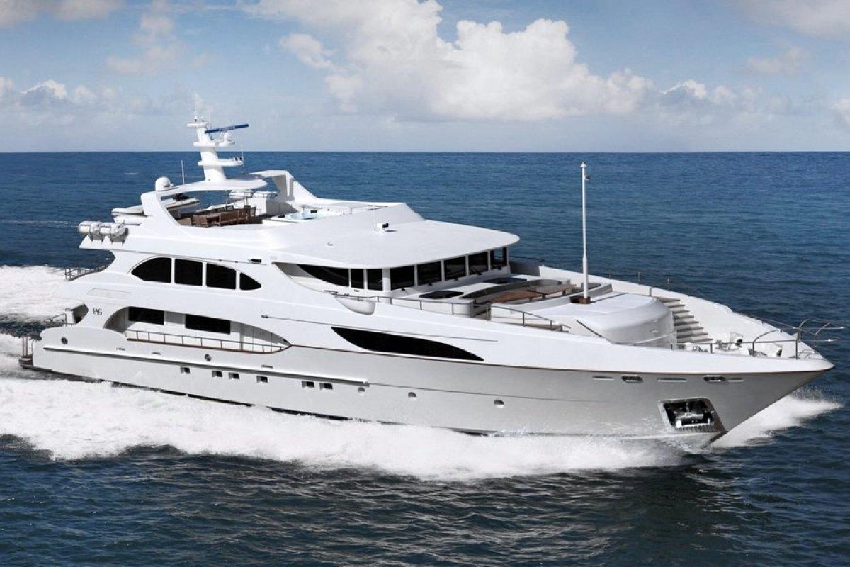 IAG Yachts Primadonna 127 :Ensign Ship Brokers - IAG Yachts Primadonna 127'