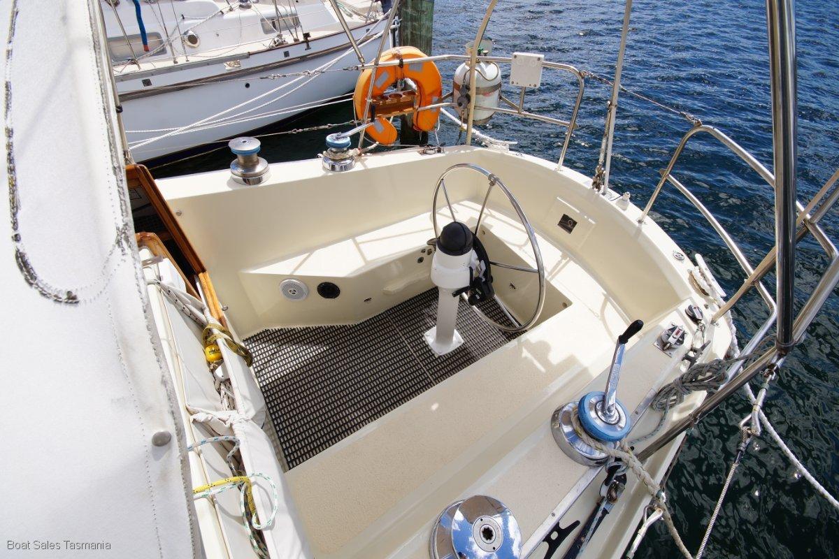 """Holman & Pye Blue Water Cruiser """"Wombat"""""""