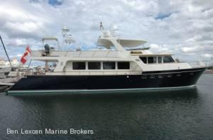 Marlow Yachts Explorer 78E