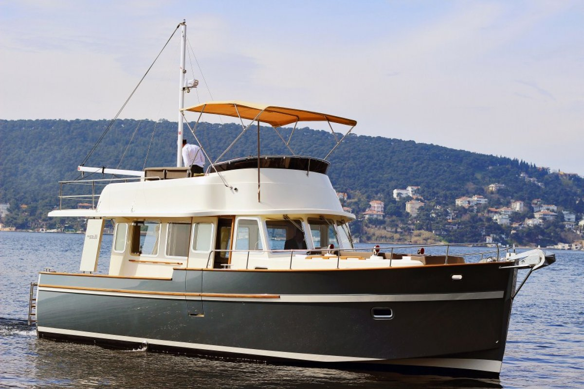 new rhea trawler 36 for sale boats for sale yachthub. Black Bedroom Furniture Sets. Home Design Ideas