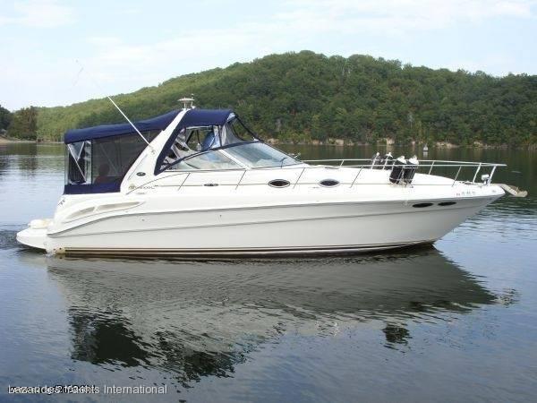 Sea Ray 375DA