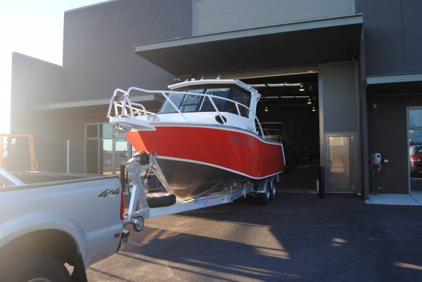 Preston Craft 7.5m Thunderbolt