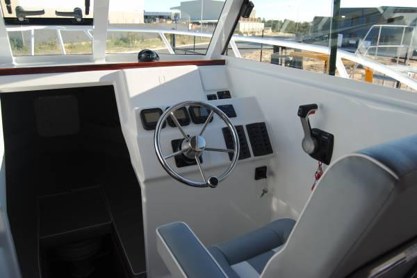 Preston Craft 820 Thunderbolt