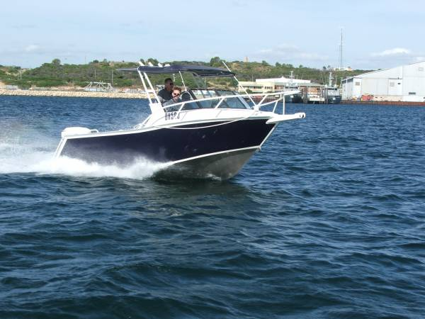 Oceanic Fabrication 6.1 Runabout