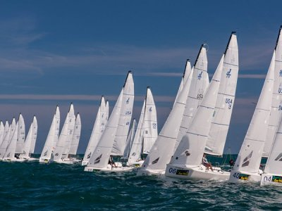 J Boats J/70 - Worlds fastest growing one-design sailboat class