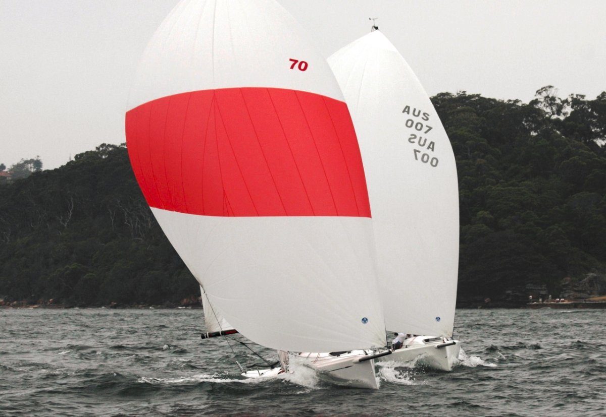 J Boats J/70 - Worlds fastest growing one-design sailboat class:J/70 one-design racing