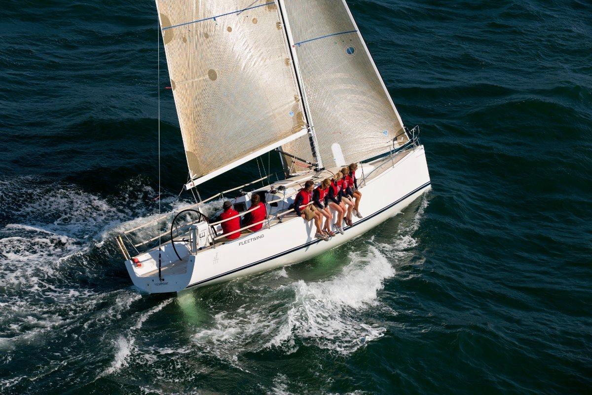 J Boats J/111 - high performance 36ftr:J/111