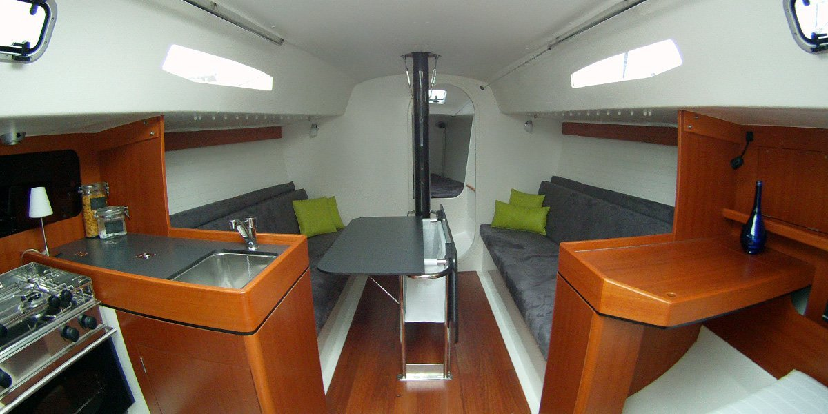 J Boats J/111 - high performance 36ftr