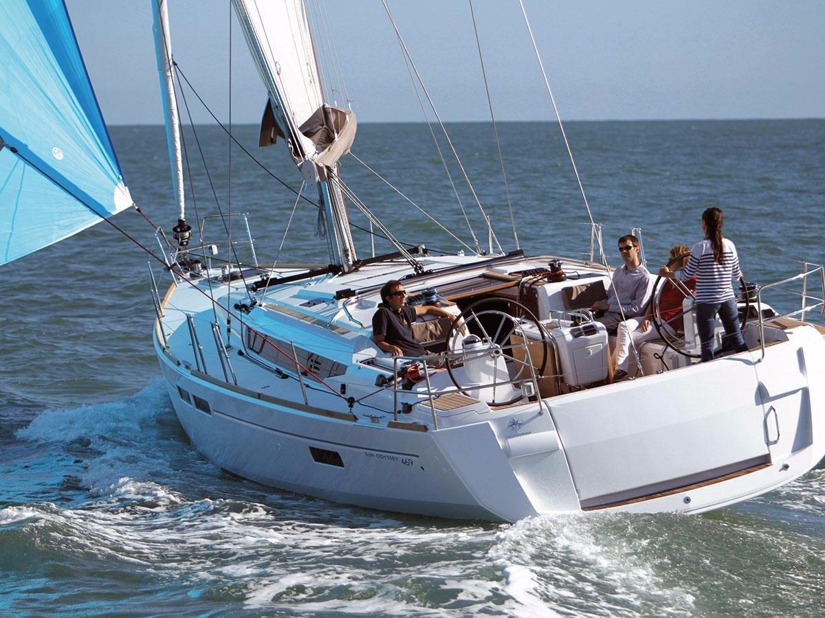 Jeanneau Sun Odyssey 479 (NEW)