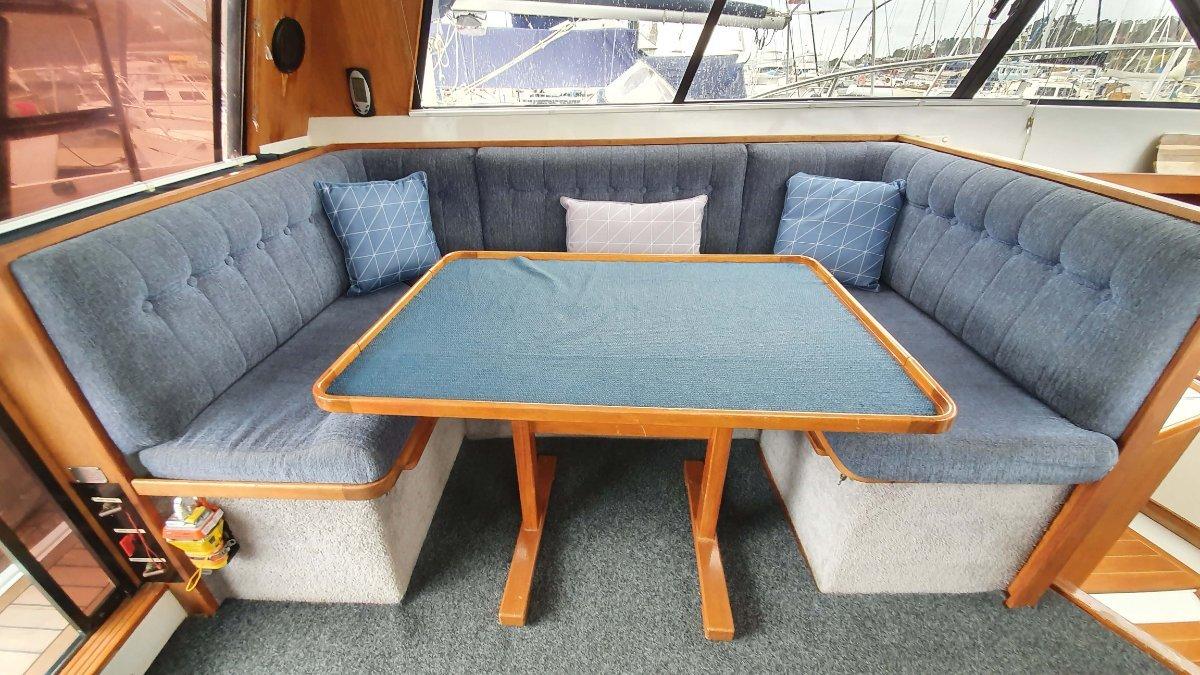 Markline 1100 Flybridge Cruiser Kensington