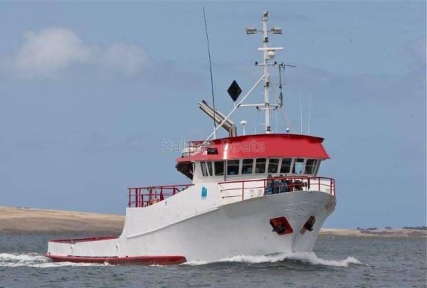 Spencer 28.6m x 7.3m Tuna Vessel