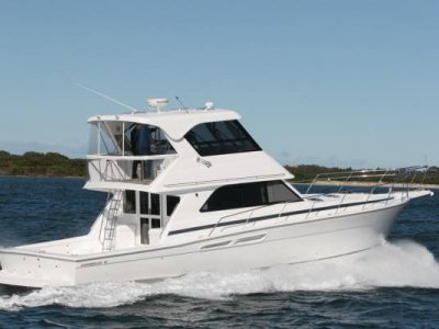 Caribbean 49 Flybridge Cruiser