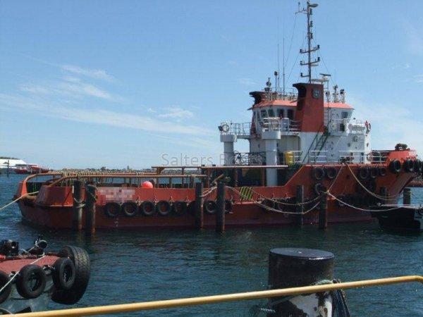 34m x 10.6m Towing Vessel