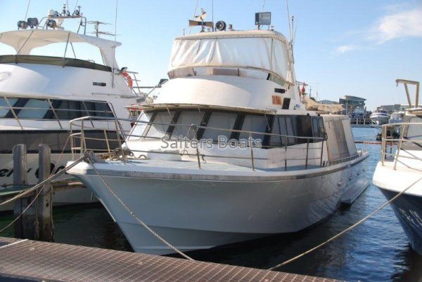 Conquest 55' Charter & Commercial Fishing