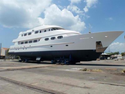 40m Classic Dutch Designed Motor Yacht