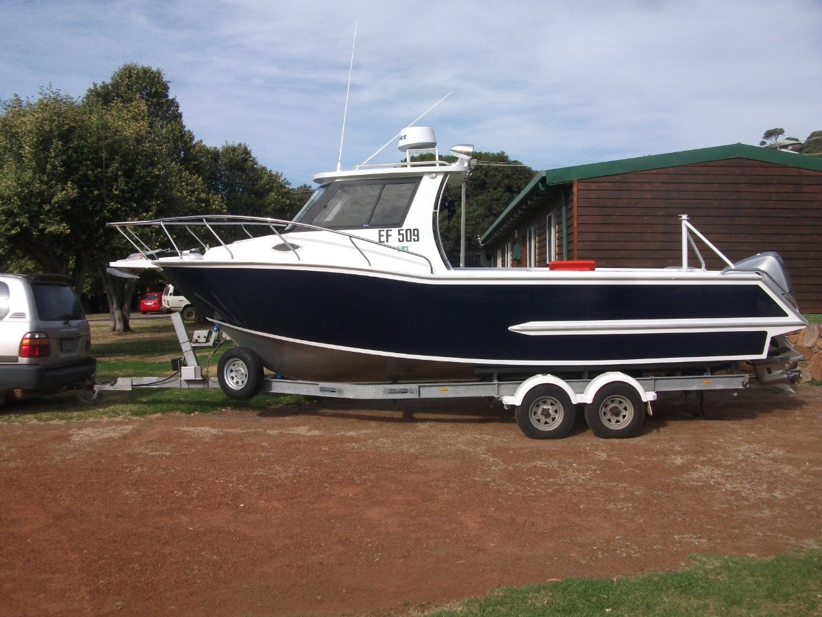 New SOUTHBOUND 750 HARDTOP OCEAN CLASSIC