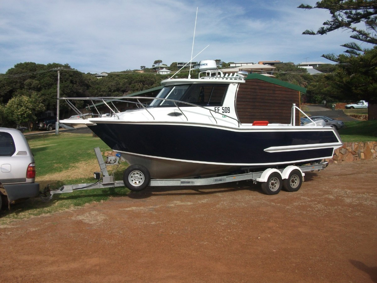 New Southbound 750 Ocean Classic Hardtop