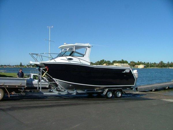 New Southbound 7000 Ocean Cat Open Hardtop