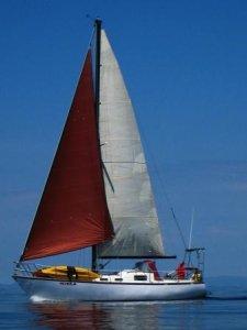 35ft Aluminum Cruising Yacht