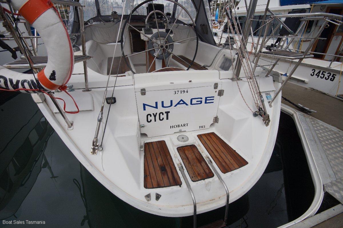 """Jeanneau Sun Odyssey 36 """"Nuage"""""""