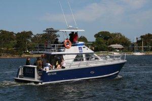 Aluminium 36 Catamaran