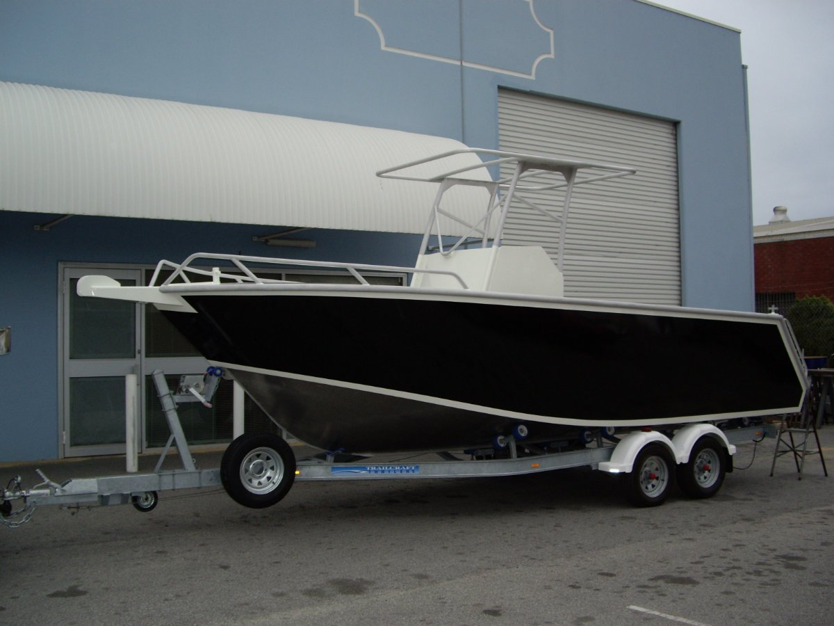 Oceanic Fabrication 6.5 Center Console